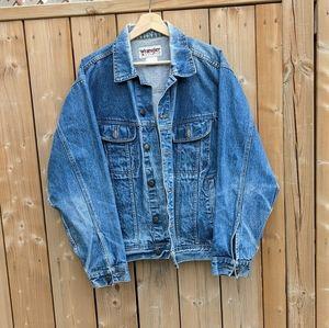 Vintage Wrangler Trucker jean Denim jacket